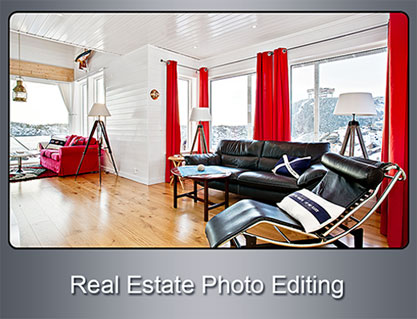 Photo Editing Services, Image Editing, Real Estate Photo Editing, Color Cast Removal, Still Image Enhancement, Sky Change Services, Real Estate HDR Photo Services, Perspective Correction, Image Stitching, Panorama Stitching, Image Blending, Photo Blending, Real Estate Image Editing