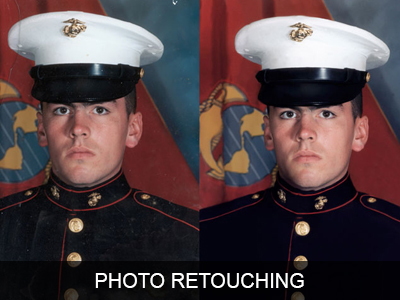 Image Retouching, Photo Restoration, Repair Old Photographs, Restore Photos