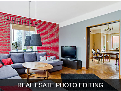 Real Estate Photo Processing, Real Estate Photo Editing
