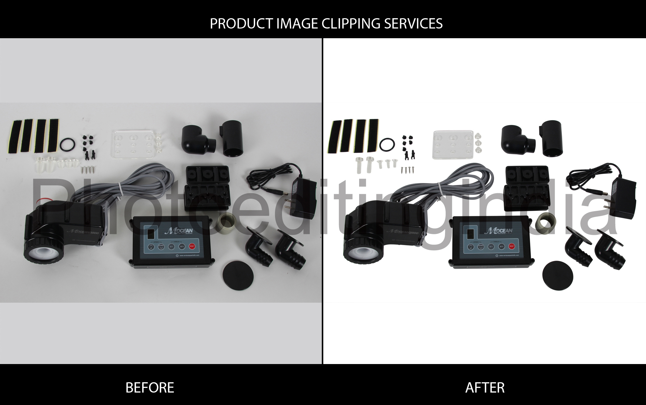 Common Services Offered By Photo Editing Services
