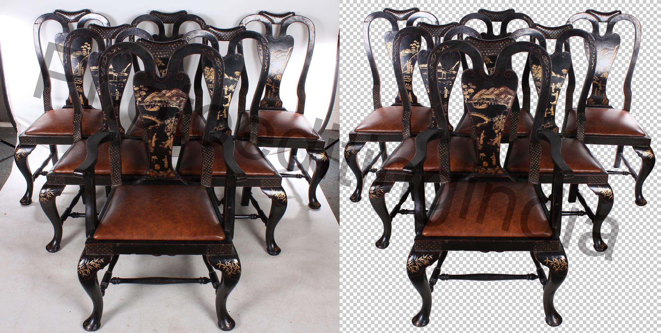 Mirror Effect Services To Enhance Product Images