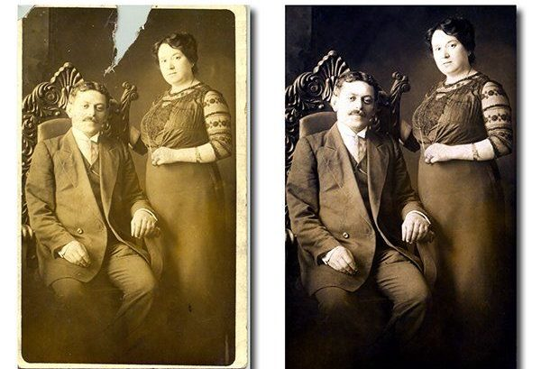 Few Photo Restoration Services Offered By Photo Editing Companies
