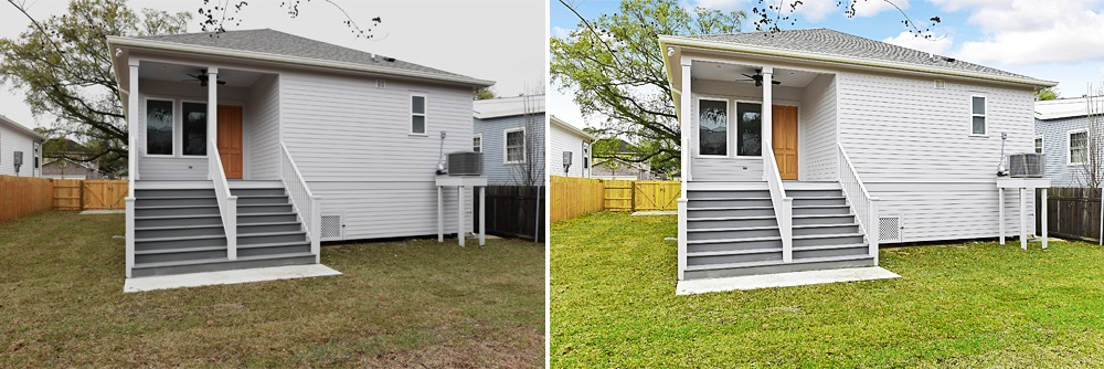 Services Included In Real Estate Photo Editing
