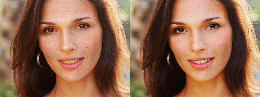 Types of Photo Retouching Services in Editorials