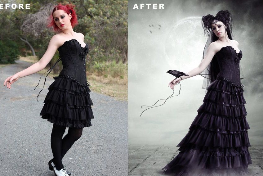 The Difference between Photo Editing and Image Manipulation