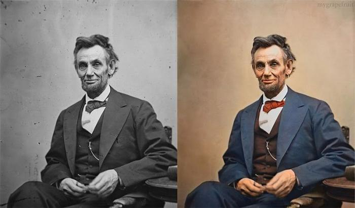 How to Convert a Black and White Photo to Color