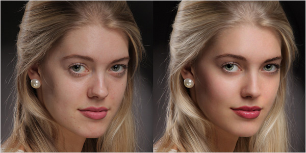 3 Retouching Processes That Give a Professional Finish to Portraits